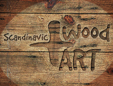 Scandinavic Wood Art